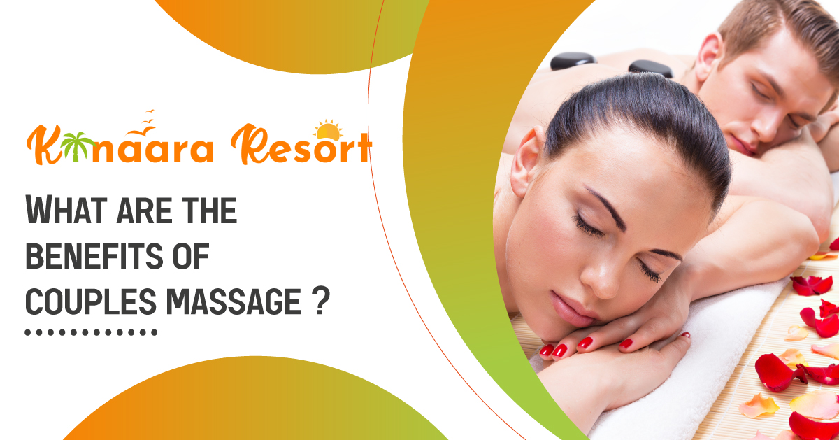 What are the benefits of couples massage ?